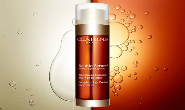 "REVIEW ""Double Serum Clarins"""