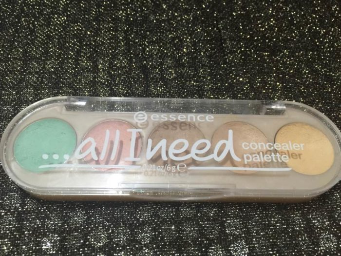 PALETTE ALL I NEED | ESSENCE