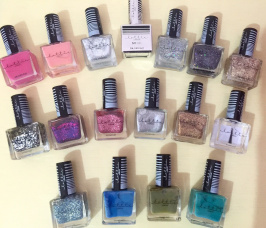 NAIL POLISHES | LOTTIE LONDON