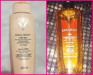 Review | VICHY IDEAL BODY | Recensione | Reseña