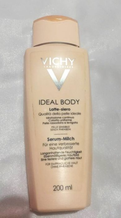 latte-siero vichy ideal body