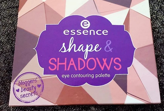 Shape And Shadows palette