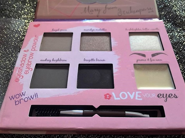 eye contouring palette essence