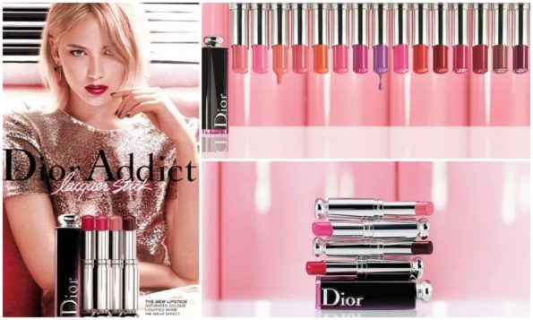 BEAUTY | DIOR ADDICT LACQUER STICK | NEW LIPSTICKS