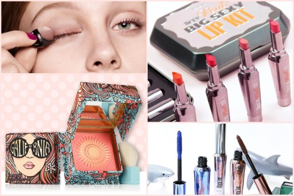 BEAUTY | BENEFIT NEW COLLECTION SPRING & SUMMER 2017