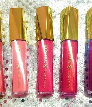 "LIPGLOSS DESIGN ""COLLISTAR"""