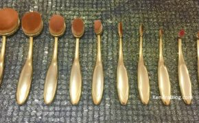 "REVIEW | ""OVAL BRUSHES"" 