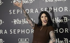 "BEAUTY | ""KAT VON D"" ARRIVA IN ITALIA! 