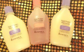 "MINI REVIEW | NAIL POLISH REMOVER ""RIMMEL LONDON"""