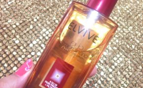 REVIEW | ELVIVE L'OREAL EXTRAORDINARY OIL | COLOURED HAIR