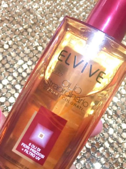 Elvive L'Oreal Extraordinary Oil