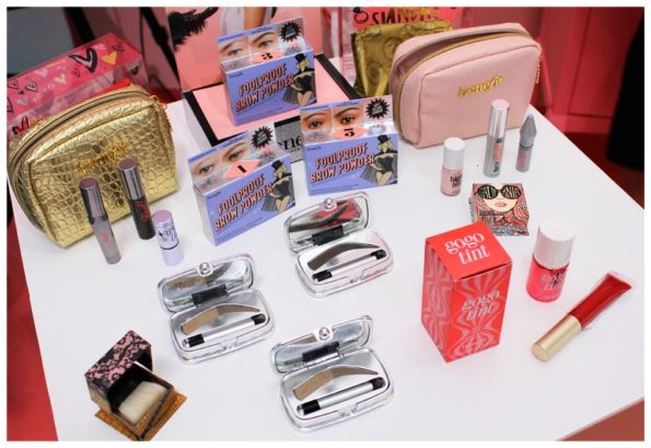 BEAUTY | BENEFIT COSMETICS: NEW MAKEUP AUTUMN WINTER 2017