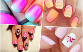 NAILS | 10 TRENDS FOR NAILS SPRING-SUMMER 2017
