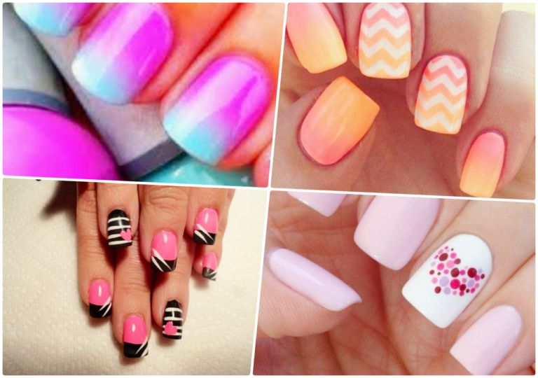 NAILS   10 TRENDS FOR NAILS SPRING-SUMMER 2017