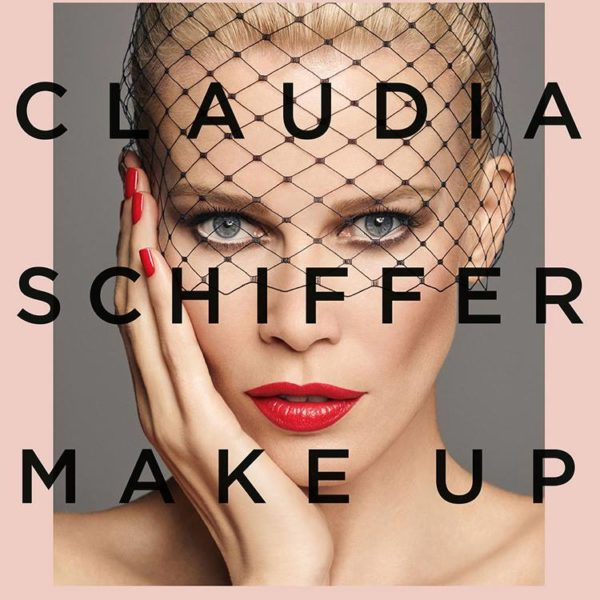 Art Deco Makeup by Claudia Schiffer