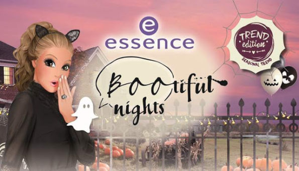BEAUTY | ESSENCE BOOTIFUL NIGHTS | HALLOWEEN MAKEUP