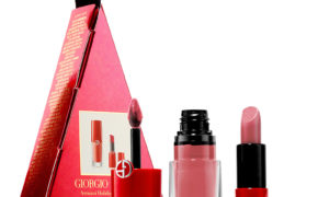BEAUTY | GIORGIO ARMANI | LIP MAGNET HOLIDAY LIMITED EDITION