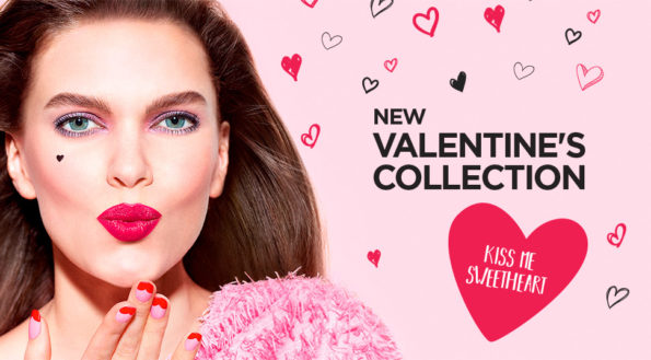 KIKO MILANO 2019: NEW SWEETHEART VALENTINE'S COLLECTION
