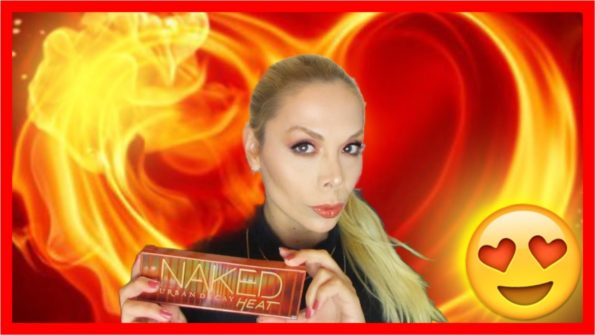 NAKED HEAT by URBAN DECAY | REVIEW 🔥