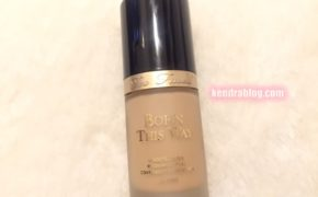 BORN THIS WAY – TOO FACED (REVIEW)