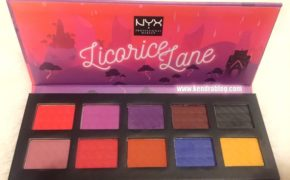 LICORICE LANE PALETTE by NYX