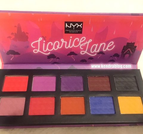 LICORICE LANE NYX