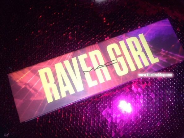 REVIEW | RAVER GIRL PALETTE by MAC COSMETICS