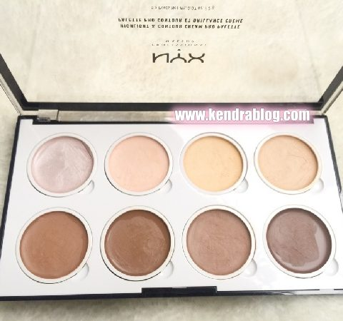 HIGHLIGHT & CONTOUR CREAM BY NYX