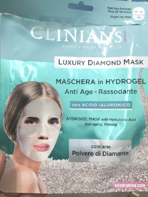 CLINIANS: Luxury Diamond Mask