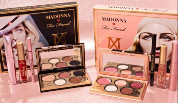 MADONNA MAKEUP COLLECTION by Too Faced